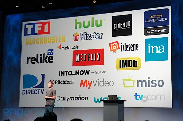 Netflix wants users to be able to share viewing habits on Facebook, US Senate agrees
