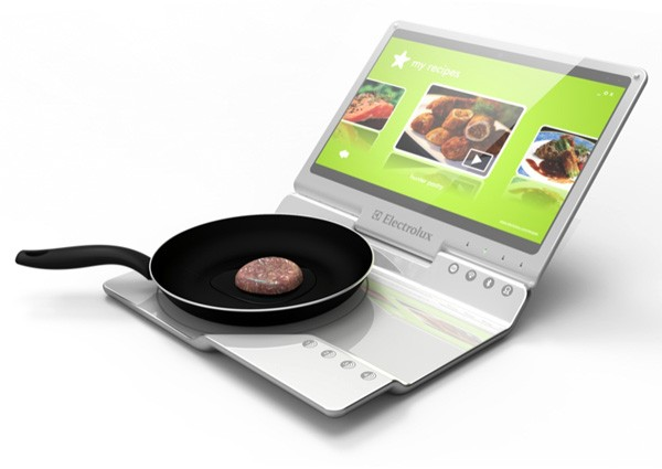 Electrolux Mobile Kitchen Concept