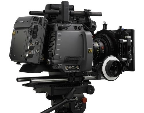 Sony Cinema Camera Sony's F65 Cinealta 4k Camera