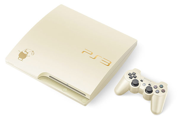 PS3 Gold