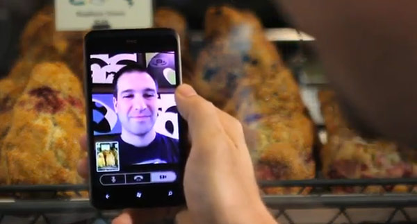 Rozmowy video na Windows Phone!