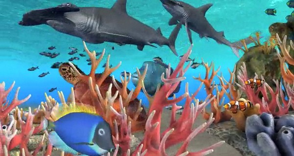 Oscar winners crowd-sourcing the ocean with The Blu