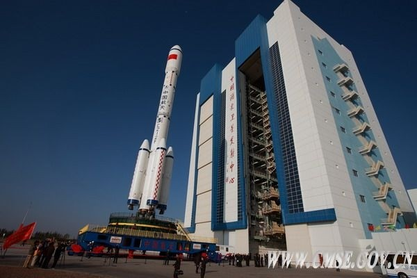 Chinese launch vehicle