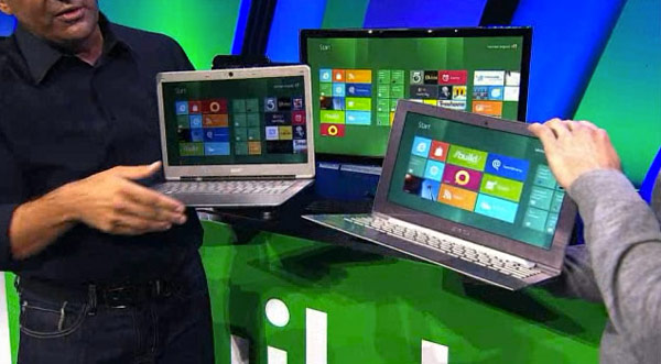 Windows 8 Ultrabook