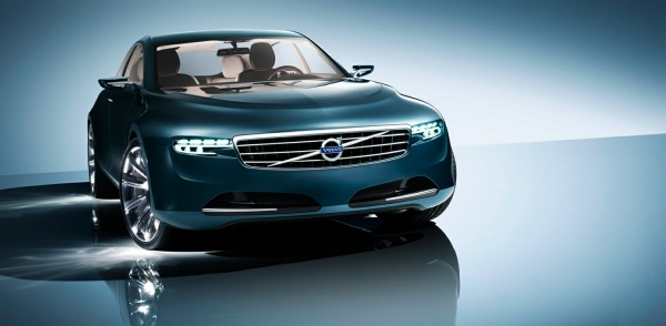 Volvo Concept You Luxury Sedan