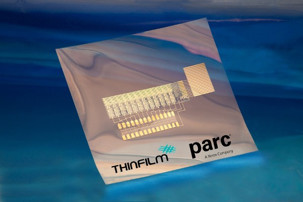 ThinFilm Addressable Memory