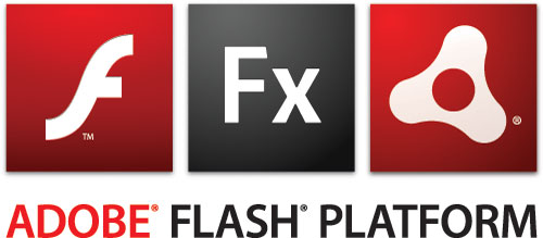 10 3 2011flash platform logo Flash 11 and AIR 3 landing tonight and delivering 7.1 surround sound to connected home theaters