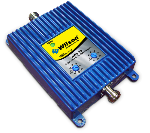 Wilson Electronics Debuts the AWS 70 Signal Booster
