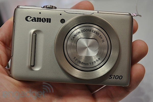 Canon Powershot S100