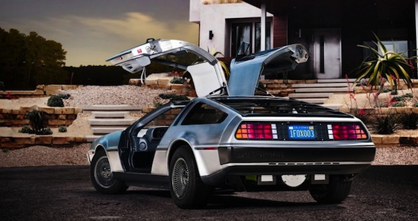 DeLorean DMC-12 EV Announced For 2013 Production