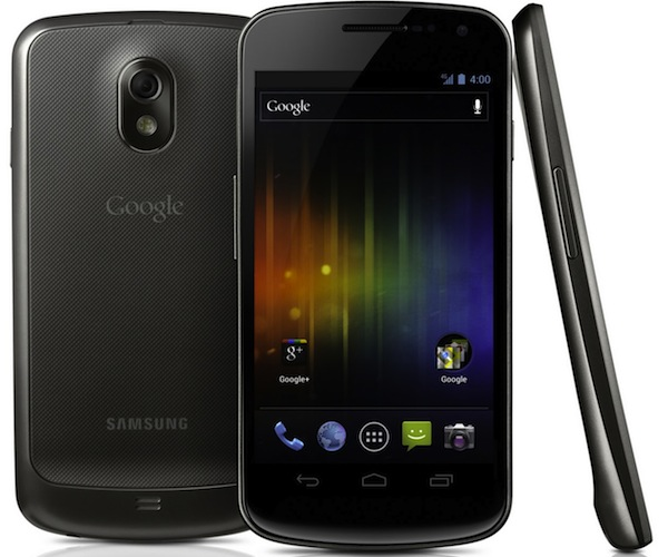 gets official: Android 4.0, 4.65-inch HD Super AMOLED display (video
