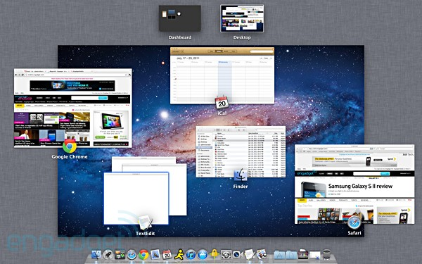 OS X Lion hits 10.7.5 with most recent update, brings improved security with Gatekeeper
