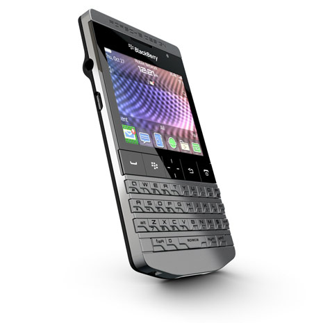 porsche design p9981 blackberrysmall Porsche Blackberry PPK