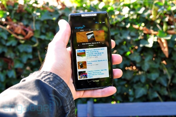 Droid RAZR wrap-up