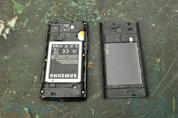 Focus Flash battery