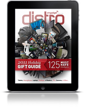 'Tis the season for the Distro Gift Guide -- 125 geeky giving ideas