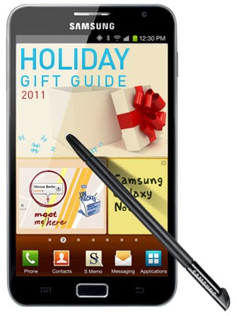 Engadget's holiday gift guide 2011: smartphones -- Engadget