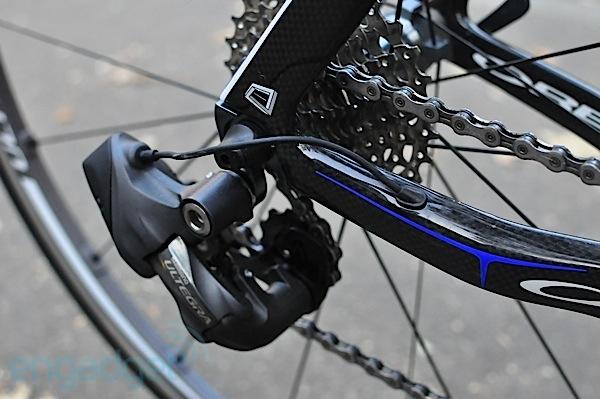 Bike Gear Shifting Di electronic bike gears