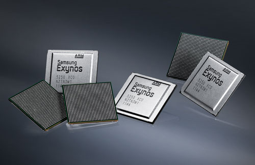 Samsung Exynos 5 Dual white paper confirms new high marks for mobile graphics, memory performance