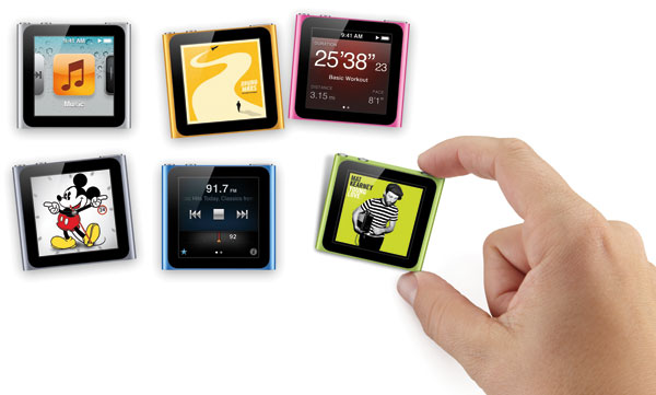 Tech News : Got an iPod nano 1G? Apple is replacing it for free?