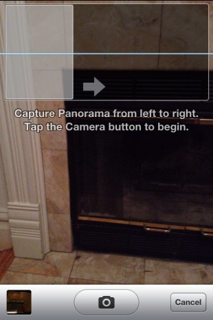 Jailbreakers unearth hidden panorama mode in iOS 5 camera app ...