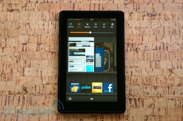 WSJ: Amazon is building an ad-supported tablet