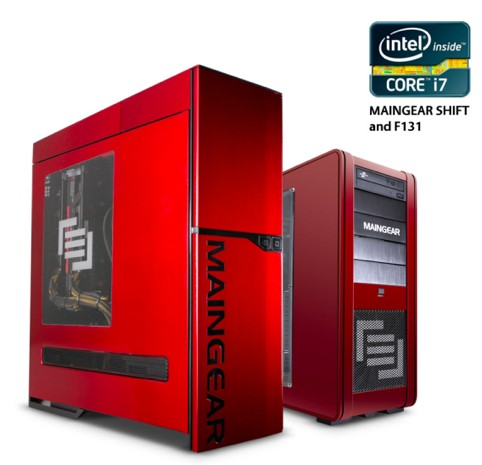 Maingear brings Intel i7-3960X Extreme Edition chip, Epic Audio Engine to desktops, extreme gamers