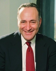 Senator Schumer calls on DOJ to drop e-book price fixing suit