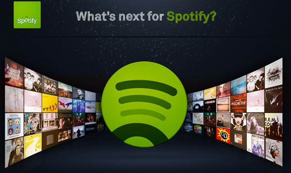 how to show friend feed on spotify