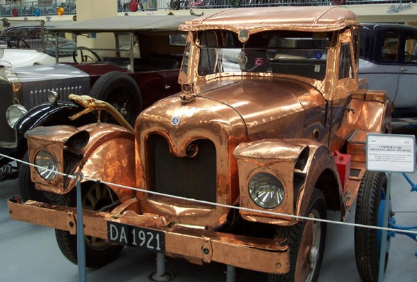 copper car2 Top Gadget Links December 15, 2011