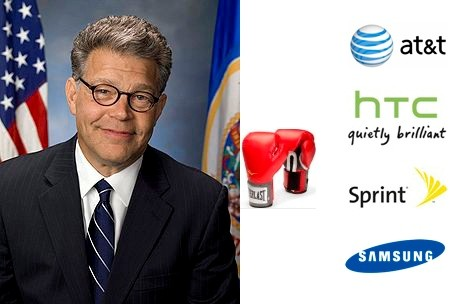 Senator Al Franken asks about Carrier IQ, the companies answer: the complete breakdown