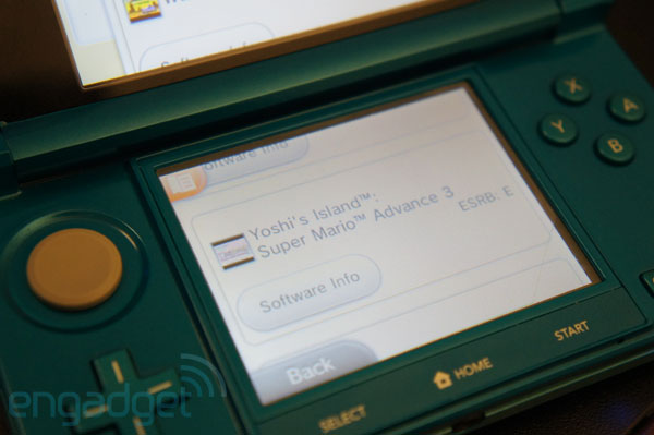 Nintendo completes 3DS Ambassador program, delivers ten GBA games to early adopters