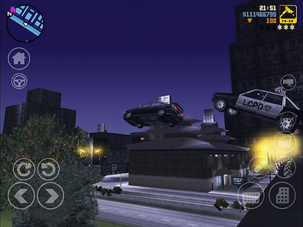 Grand Theft Auto III Now Available on Android and iOS