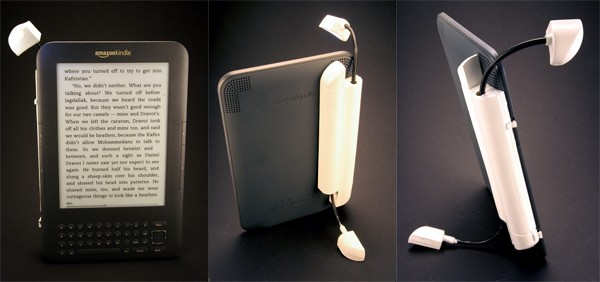 kindle kapsule three angles Top Gadget Links December 15, 2011
