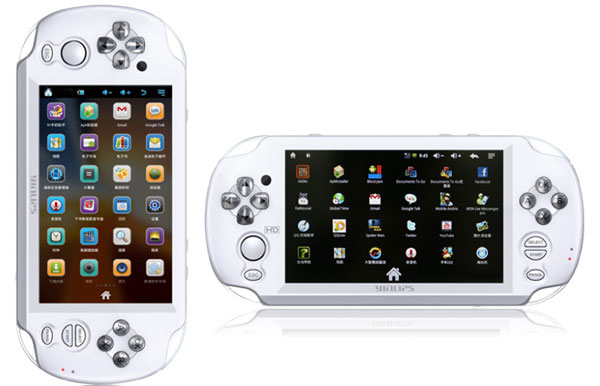 P.S. it's not a Vita: Yinlips' Android-based YDPG18 -- Engadget