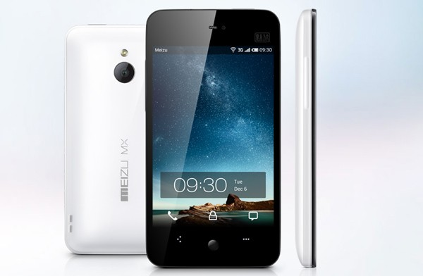 meizu mx en release Dual core Meizu MX fully unveiled, launching on January 1st with HSPA+ gadgetzz