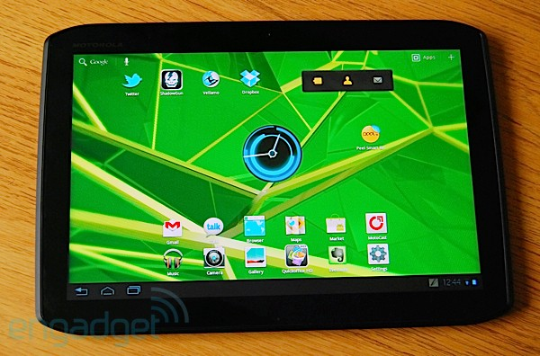 motorola xoom 2 review. Black Bedroom Furniture Sets. Home Design Ideas