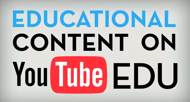 youtube in education These youtube channels provide a wealth of entertaining educational content  for use in or out of the classroom guest post by katie brunson.