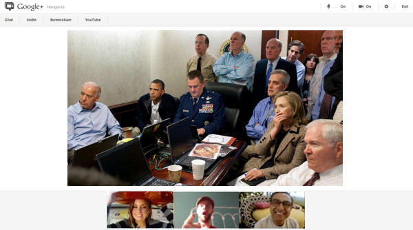 Obama to host first Google+ Hangout tonight at 5:30PM