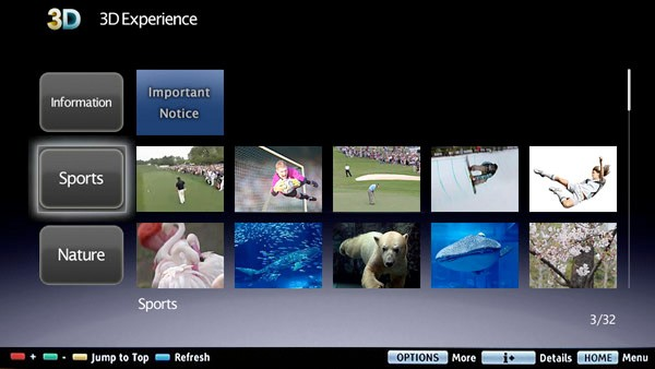 Sony's 3D Experience channel tops 10 million views, some people like the extra dimension