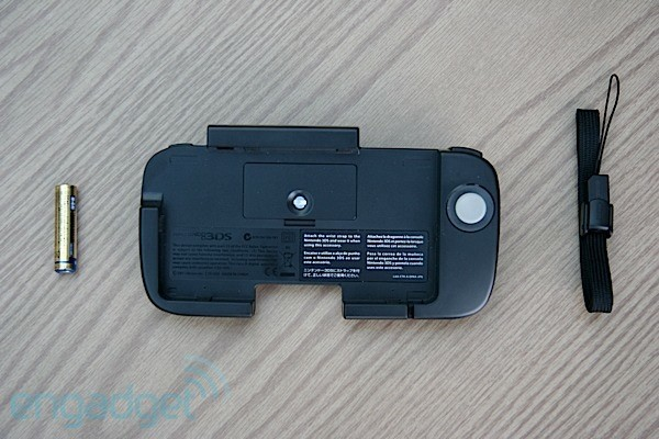 Nintendo Slide Pad for 3DS review