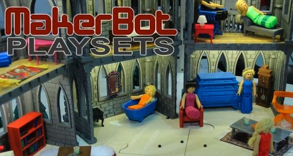 MakerBot PlaySets