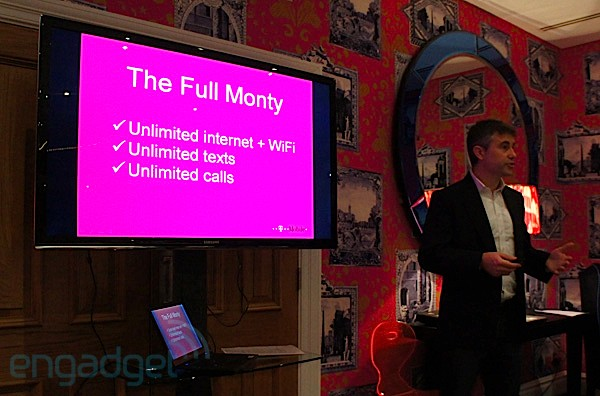 T-Mobile launches 'truly unlimited' Full Monty contract, wants to give you everything