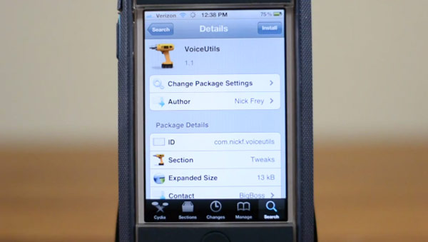 VoiceUtils makes your iPhone 4S wish into a Siri command (video)