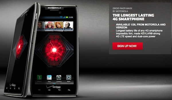 droid razr maxx ship date 1326489621 Top Gadget Links January 13, 2012