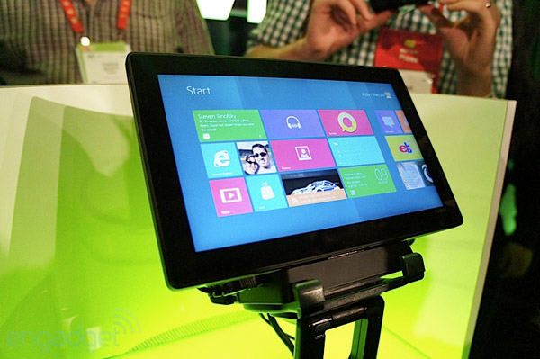 Windows 8 NVIDIA tablet
