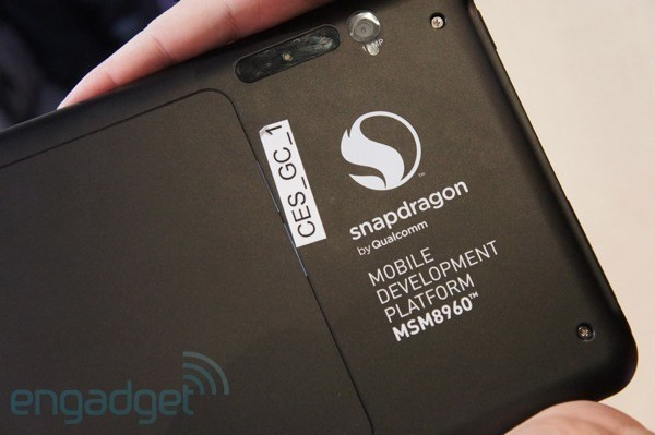 Dish Network, Qualcomm team up on Snapdragon S4 chips for hybrid satellite / cellular mobiles