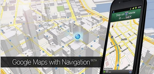 Update to Google Maps improves battery life, public transit options and more