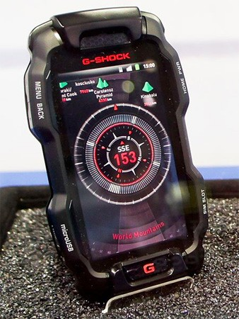 gshock Top Gadget Links January 24, 2012