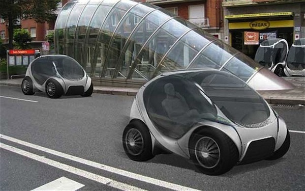 Hiriko: The MIT-backed, Spanish Folding EV